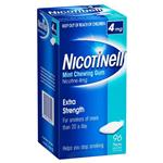Nicotinell Chewing Gum 4mg Mint 96