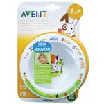 Avent Toddler Feeding Small Bowl 6month+