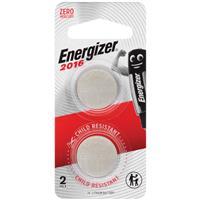 Energizer CR2016 Battery 2 Pack