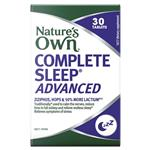 Nature's Own Complete Sleep Advanced 30