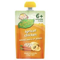 Raffertys Garden 6 Months Chicken & Apricot 120g