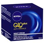 Nivea Visage Anti-Wrinkle Q10 Plus Repair Night Cream 50ml