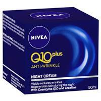 Nivea Visage Anti-Wrinkle Q10 Plus Repair Night Cream 50ml