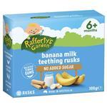 Raffertys Garden Banana Milk Rusk 100g