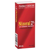 Nizoral Anti-Dandruff Shampoo 2% 60ml