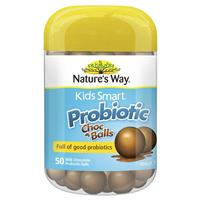 Nature's Way Kids Probiotic Balls 50
