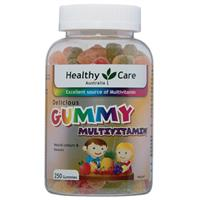 Healthy Care Gummy Multivitamin 250 Gummies