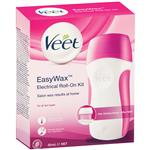 Veet Easy Wax Electrical Roll On Kit