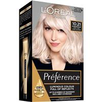 L'Oreal Preference 10.21 Alaska