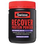 Swisse Active Recover Protein Powder 400g Chocolate