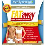 Carusos Natural Health (TNP) Fat Away 60 Tablets