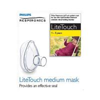 Philips Respironics Lite Touch Mask 1-5yrs