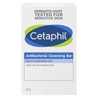Cetaphil Antibacterial Bar 127g