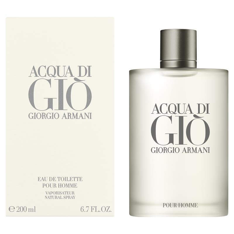7f8d27741 Armani Acqua Di Gio for Men 200ml Eau de Toilette Spray. Magnified View