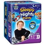 BabyLove Sleepy Nights 4-7 Years Old 9 Pants