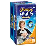 BabyLove Sleepy Nights 8-15 Years 8 Pack