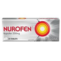 Nurofen 200mg Tablets 24