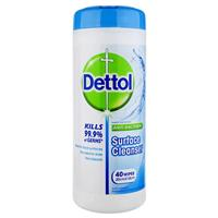 Dettol Surface Cleanser Wipes 40