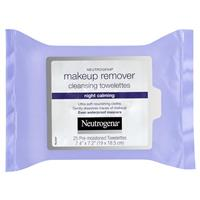Neutrogena Make-Up Remover Cleansing Towelettes Night Calming 25