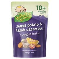 Raffertys Garden 10+ Months Sweet Potato & Lamb Casserole 70g