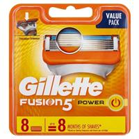 Gillette Fusion Power Cartridge 8 Pack