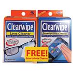 Clearwipe Lens Cleaner + Free Smartphone Cleaner
