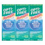 Opti-Free Replenish Triple Pack 3 x 300mL