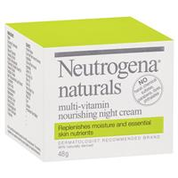 Neutrogena Naturals Multi-Vitamin Night Cream 45g