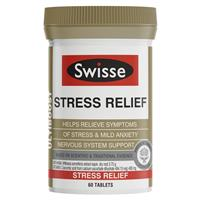 Swisse Ultiboost Stress Relief 60 Tablets