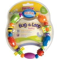 Nuby Bug A Loop Teether 3+ Months