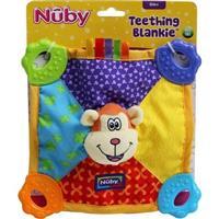 Nuby Teething Blankie