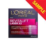 Sample: L'Oreal Dermo Revitalift Laser Day Cream