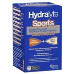 Hydralyte Sports Orange 12 Sachet