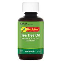 Bosistos Tea Tree Oil 100mL