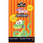 Sugarless Jellies Charming Snake 90g