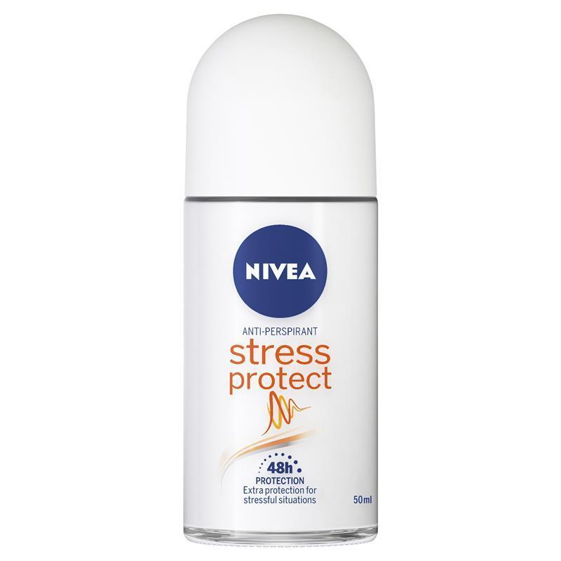 Buy Nivea Deodorant Stress Protect Roll On 50ml Online At