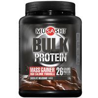 Musashi Bulk Mass Gain 1.08kg Chocolate