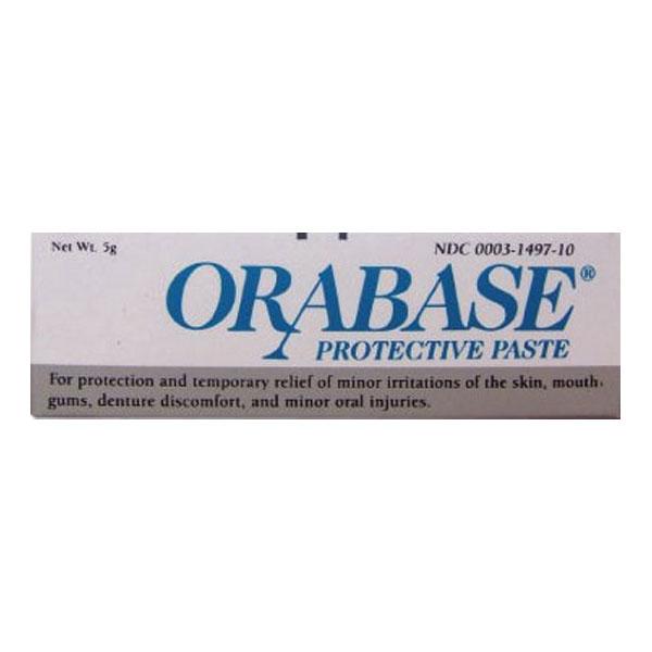 Orabase Protective Oral Paste 5g Epharmacy