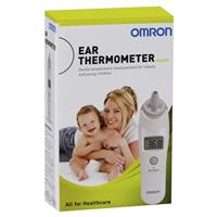 Omron TH839S Ear Thermometer + Gift With Purchase