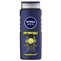 Nivea For Men Energy Shower Gel 500ml