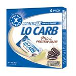 Aussie Bodies Protein FX Lo Carb Mini Multipack Cookies & Cream 30g 4 Pack
