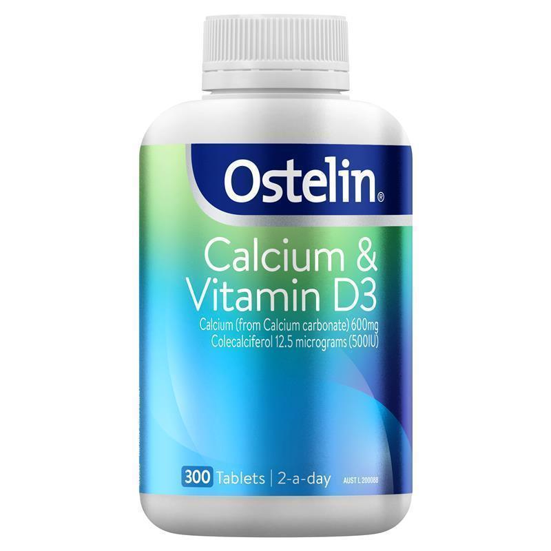 Calcium vitamin d tablets