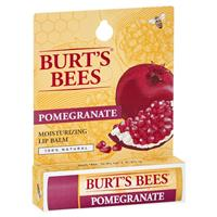 Burts Bees Replenishing Lip Balm With Pomegranate 4.25g