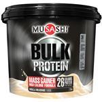 Musashi Bulk Mass Gain 2.28kg Vanilla