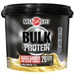 Musashi Bulk Mass Gain 2.28kg Banana