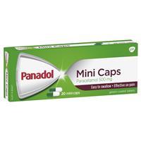 Panadol Mini 20 Caplets