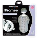 Tommee Tippee Miomee Bottle 340ml 2 Pack