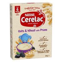 Cerelac Infant Cereal Oat & Prune 200g