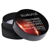 Revitanail Conditioning Remover Wipes 30 Wipes