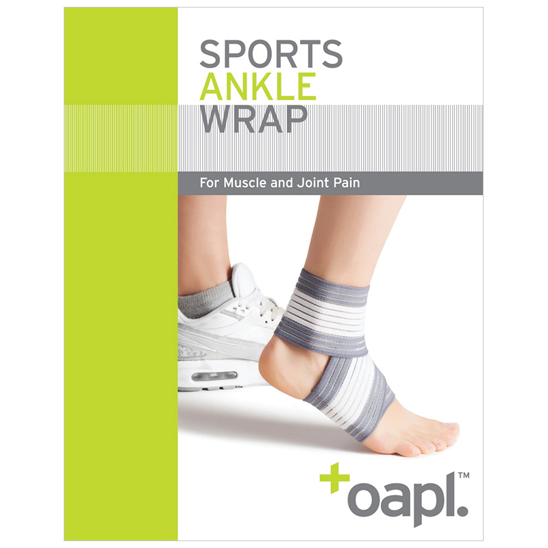 oapl sports knee wrap instructions